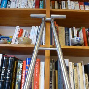 échelle bibliothèque